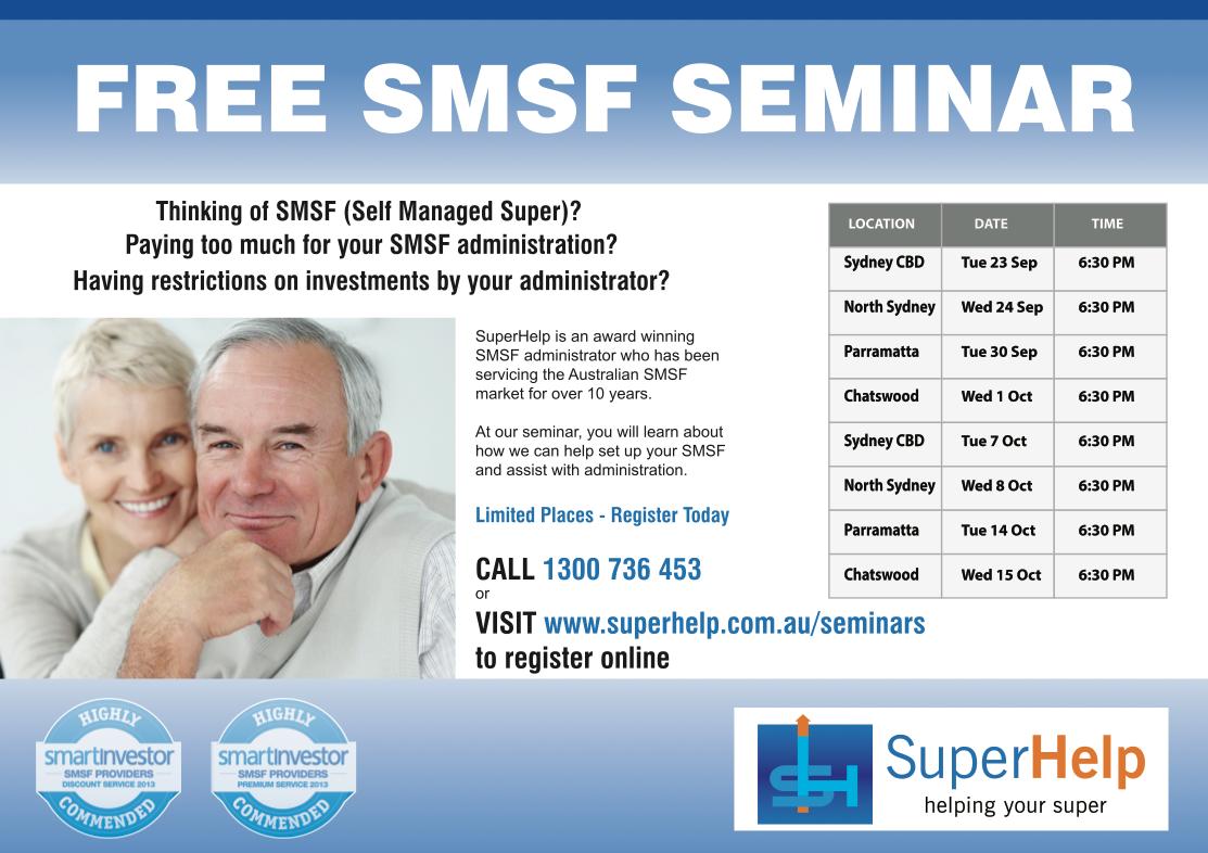SMSF Seminar